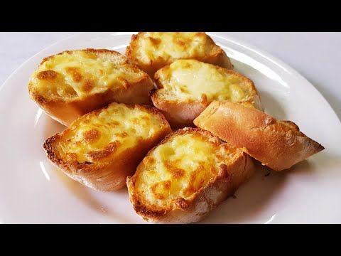 خبز الزبدة والثوم بيتزا هت Youtube Food Cooking Baking
