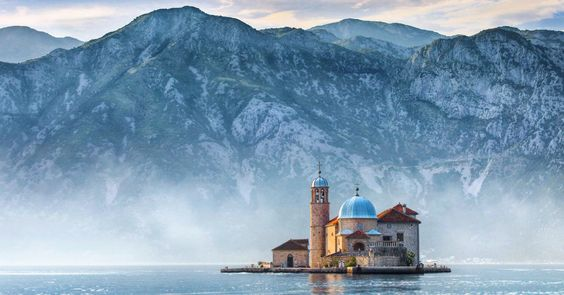 Bay of Kotor #UNESCO World Heritage Site