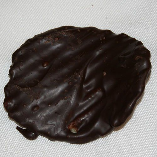 Dark Chocolate Covered Potato Chips, Dark Chocolate  this is what they serve in heaven