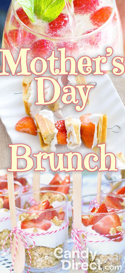 Mother's Day Brunch Guide. Recipes and Cocktails to Celebrate Mom