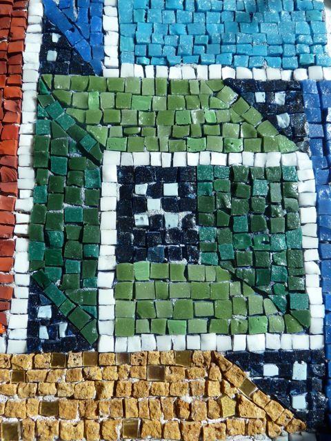 Mosaico y Arte: febrero 2012