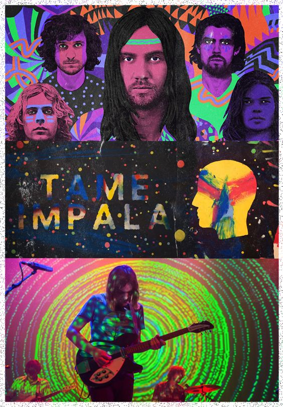 If Street Surfing had a soundtrack, what bands would be on it? 3. Tame Impala