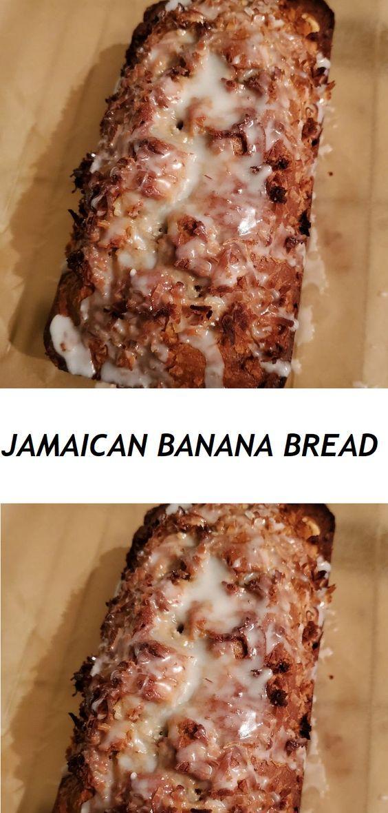 JAMAICAN BANANA BREAD #JAMAICAN #BANANA #BREAD