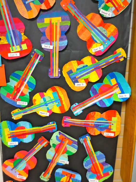 Zilker Elementary Art Class: Zilker's 2014 School-wide Student Art Show