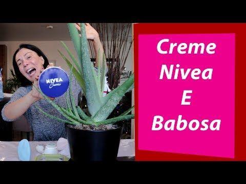 Use Creme Nivea E Babosa Por 7 Dias E Tenha A Pela Perfeita