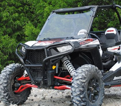 Super ATV Tinted Full Windshield - RZR XP 1000 / XP Turbo / S 1000 / 900 / S 900