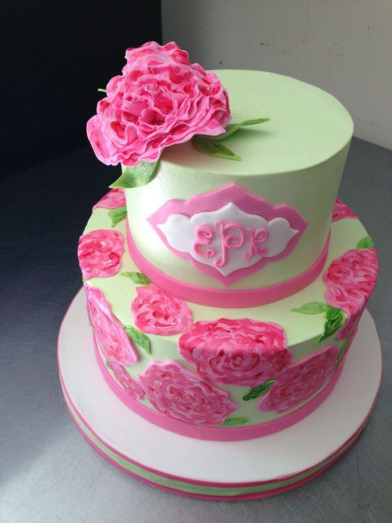 Lily Rose Cake Design : Pinterest   The world s catalog of ideas