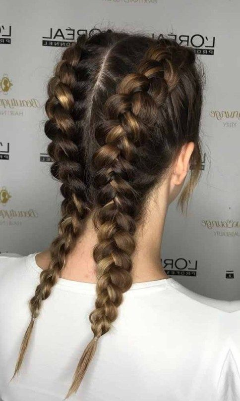 20 Most Gorgeous Plait Hairstyles 2020 Find The Best One Now In 2020 Plaits Hairstyles Hair Styles Plaits Hairstyles Tutorial