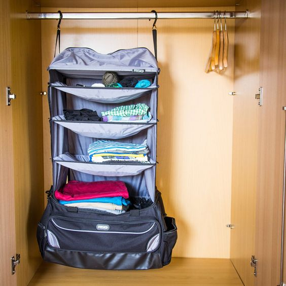 Weekender Reisetasche Mit Integrierter Garderobe Reisetasche Taschen Und Weekender