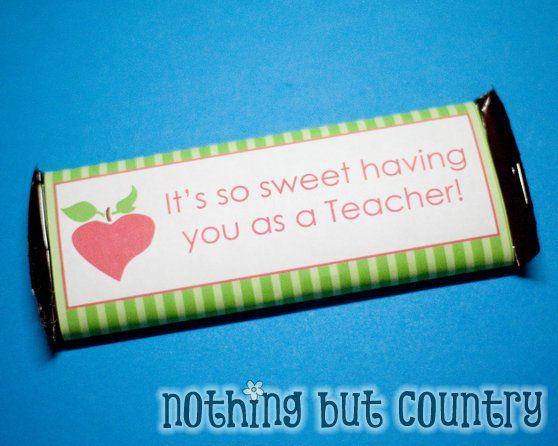 Sweet Teacher