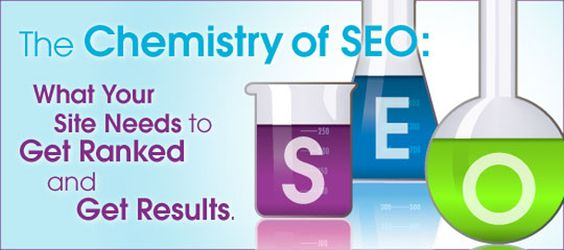 The Chemistry of SEO: What Your Site Needs to Get Ranked & Get Results