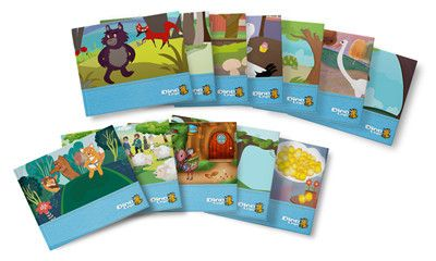 Italian Books for kids 60 Book Set