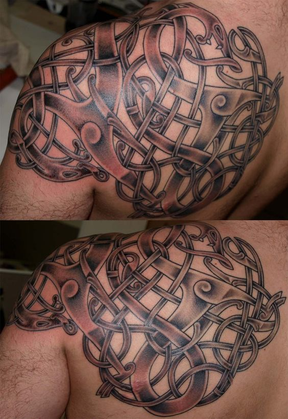 tatuajes vikingos - Buscar con Google