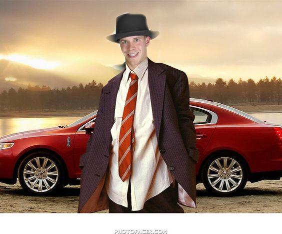 PhotoFacer.com: Car, Photofacer Moonlighting, Pic Created