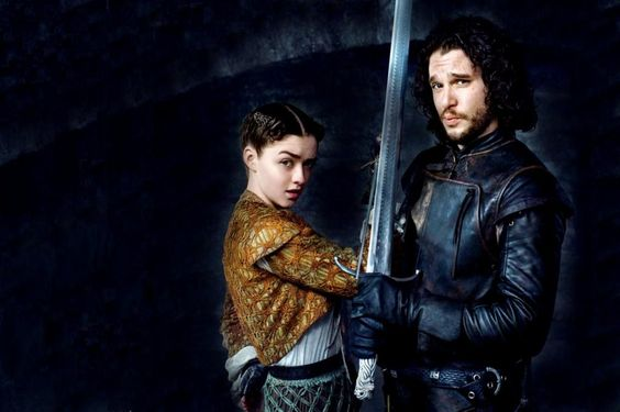 Update: Winds of Winter Release Date Imminent and Arya and Jon Romance?