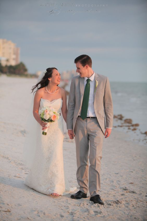 Lily & Michael, photo by: Audrey Snow Photography