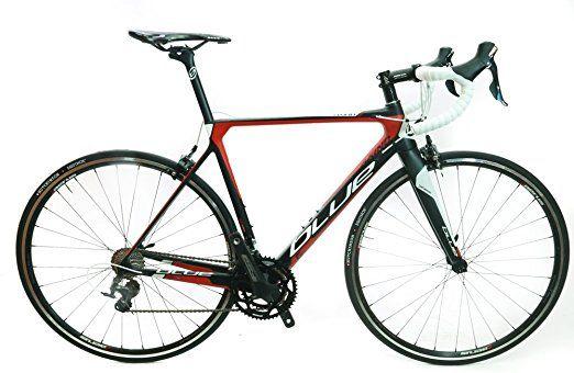 Blue Axino Sp 105 56 3cm Carbon Road Bike Shimano 11 Speed 700c New Blemish Road Bike Deals Single Speed Road Bike Road Bike Outlet Road Race Bike Road B