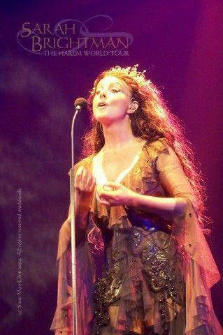 Sarah Brightman-The Harem World Tour