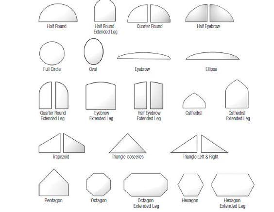 window shapes | Windows | Pinterest | Window, Shape and Search
