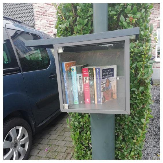 Boekenruilkast Gent-Oostakker 8