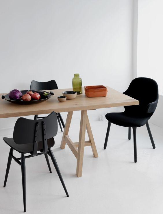 Stühle, die nicht nur an den Tisch passen