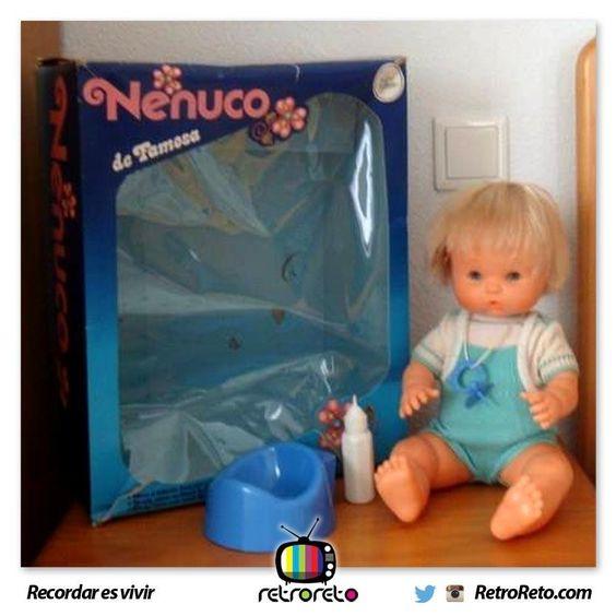 Chicas... ¿Recuerdan a Nenuco?