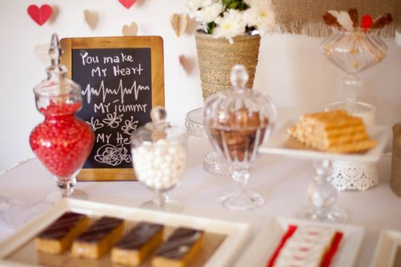 Love Letters Guest Dessert Feature | Amy Atlas Events