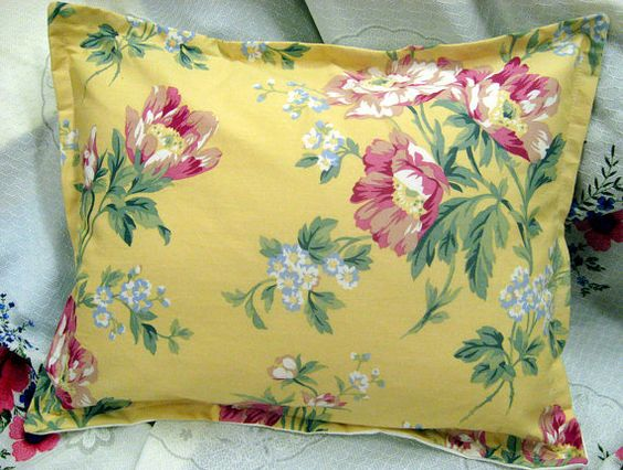 PARSONAGE LANE Pair Custom Made Decorative Boudoir by Sew1Pretty, $22.00