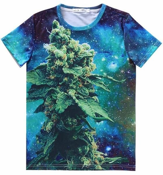 Hip Hop teenager 3d t shirt men casual street clothes Tops tees weeds Monroe tshirt fashion good quality