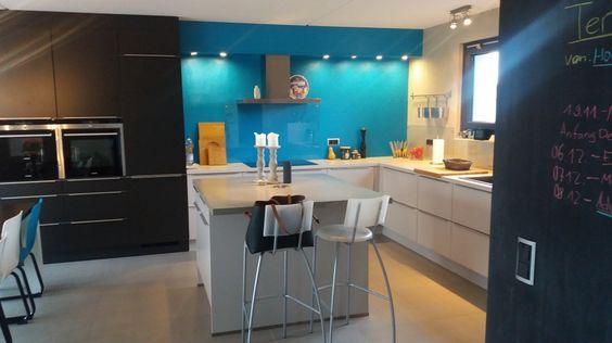 Unsere Neue Küche Ist Fertig. Der Hersteller Ist: Nobilia   Laser/Pia Sand