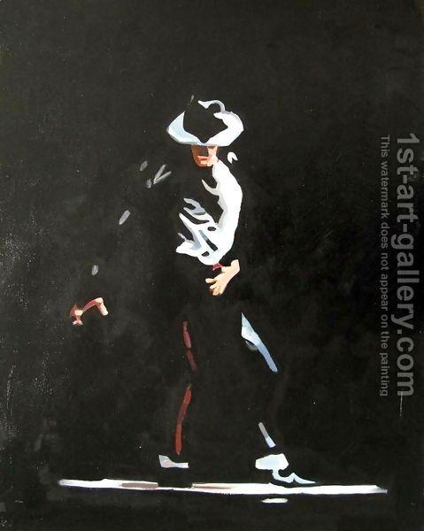 Michael Jackson - Smooth Criminal by Pop Art