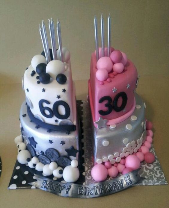 Birthday Cake Images Daughter : Perfect idea for my husband and daughter who share a ...