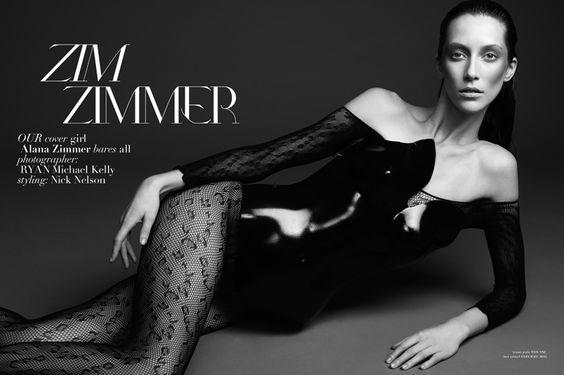 Zim Zimmer by Ryan Michael Kelly for Veoir Magazine