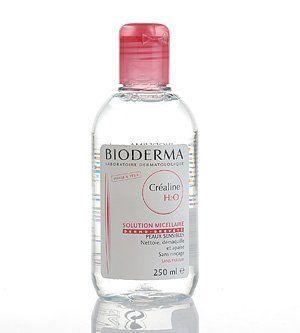 Bioderma Crealine H2o Ultra-mild Non-rinse Face and Eyes Cleanser 250 ml by Bioderma, http://www.amazon.com/dp/B000EGIQB0/ref=cm_sw_r_pi_dp_15tmqb0Z53JQG