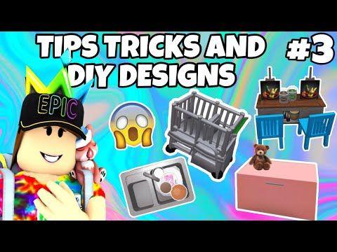 Bloxburg Tips Tricks Diy Designs 3 Roblox Bloxburg Tutorial