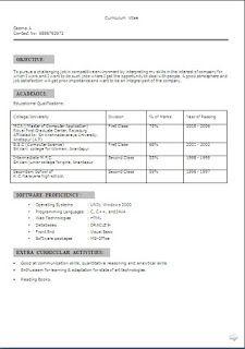 for cv example of good resume skills resume skills summary skill ...