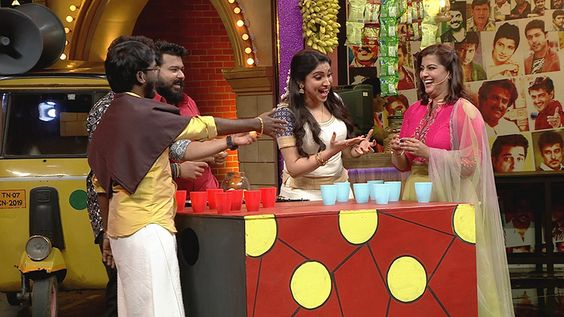 Catch your favourite stars this weekend on Colors Comedy Nights