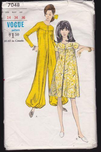 Vintage-Vogue-7048-Sewing-Pattern