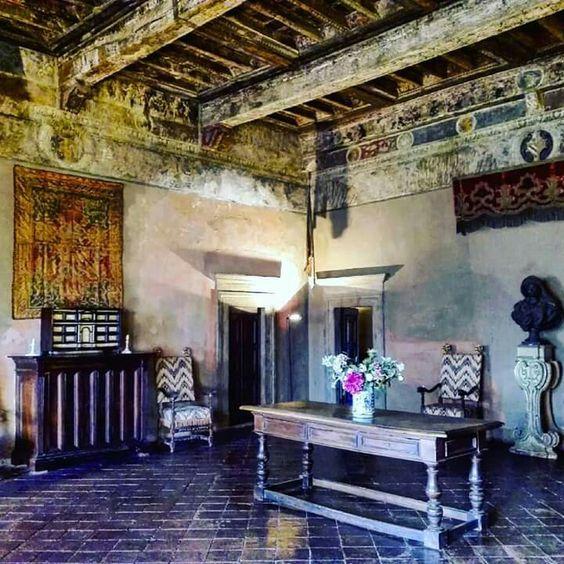Castello Orsini a Vasanello, #Viterbo, #Lazio:
