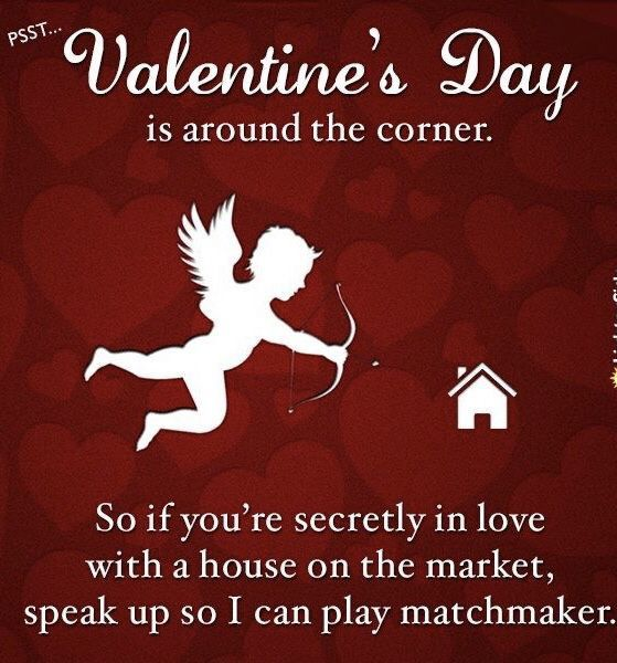 Chocolate Is Overrated For Valentine S Day Buy Your Significant Other A New Home Whether You Re Lookin Real Estate Fun Real Estate Memes Pop Bys Real Estate