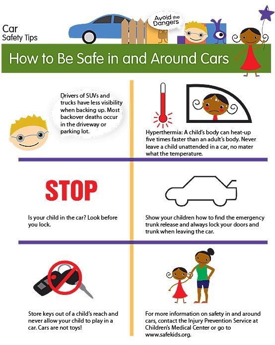 tiptuesday be safe this summer safety tips car fun facts pinterest