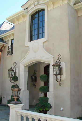 Cast Stone Window Door Surrounds