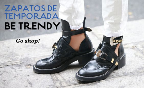 trendy shoes for autumn