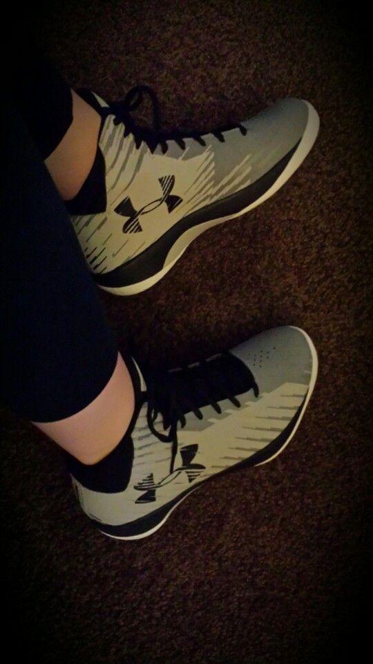 My B-ball shoes