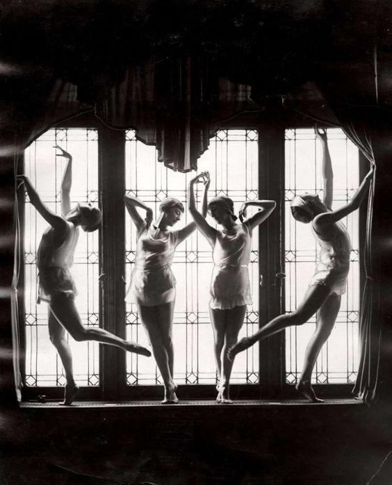 Let us dance 1930s