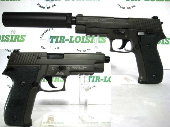 pistolet sig sauer p226 tactical vert blow back airsoft gaz airsoftgunspistoletabilles. Black Bedroom Furniture Sets. Home Design Ideas