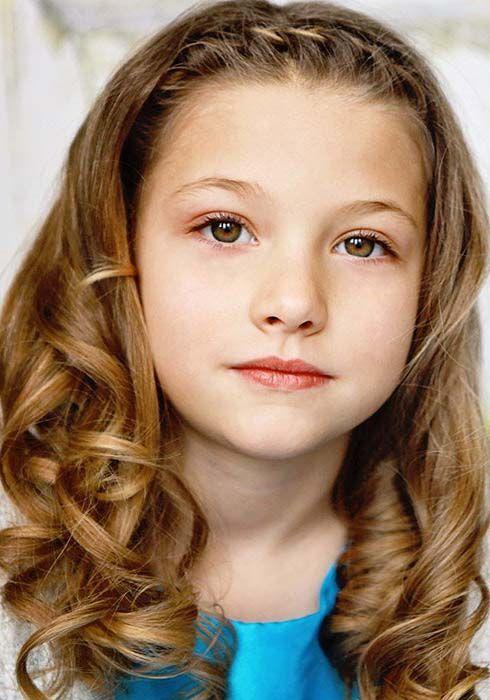 Vite Des Idées De Coiffures Pour Petite Fille Aux Cheveux