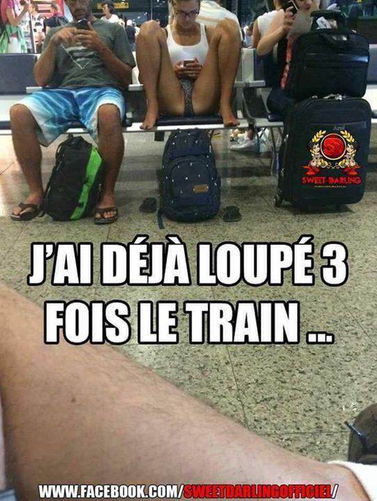 en attendant le train ! 6c783a6ac8e07f84e06630c9fef4b554