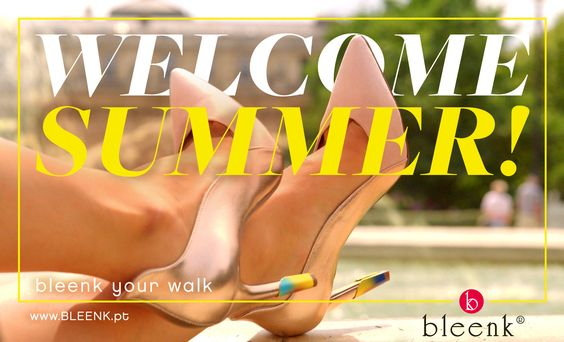 Say hello to summertime with stylish heels.