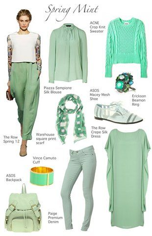 Мятный цвет: General Style, Fashionista, Style Inspiration, Favorite Color, Style Pinboard, My Style, Fashion Sense, Мятный Цвет